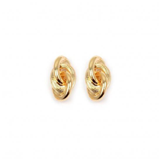 boucle d'oreille noeud